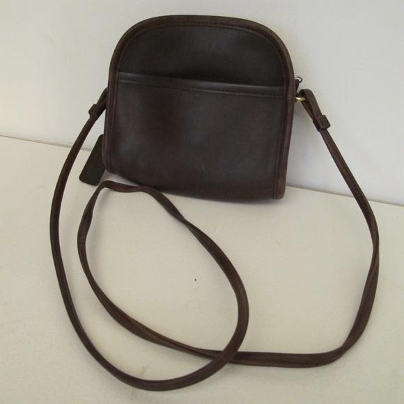e074b314c Coach Bags   Vintage Abbie Brown Mahogany Crossbody   Poshmark